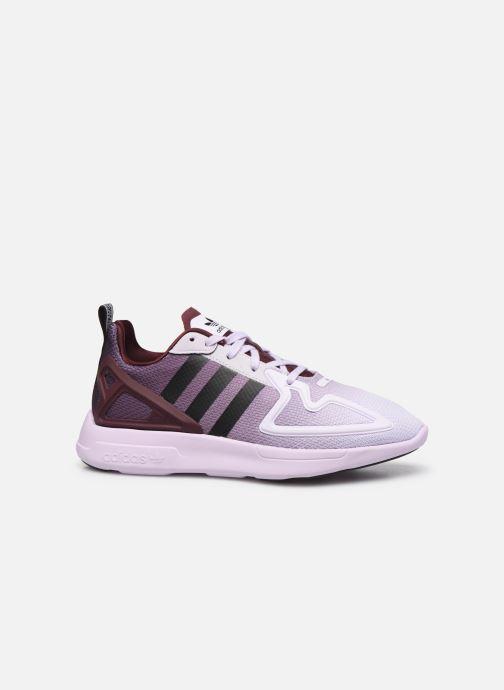 Sneakers adidas originals Zx Fuse Adiprene X W Paars achterkant