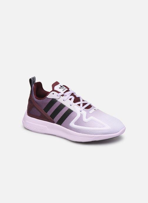 Deportivas adidas originals Zx Fuse Adiprene X W Violeta      vista de detalle / par