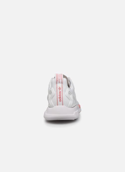 Sneaker adidas originals Zx Fuse Adiprene X W weiß ansicht von rechts