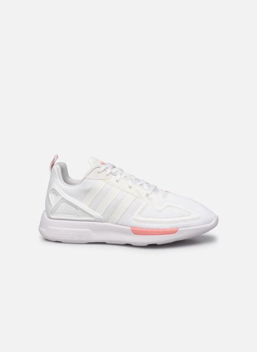 Sneakers adidas originals Zx Fuse Adiprene X W Wit achterkant