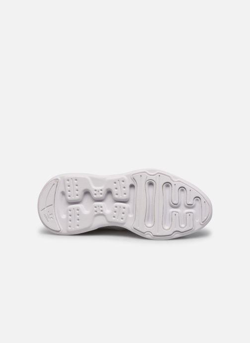 Sneaker adidas originals Zx Fuse Adiprene X W weiß ansicht von oben