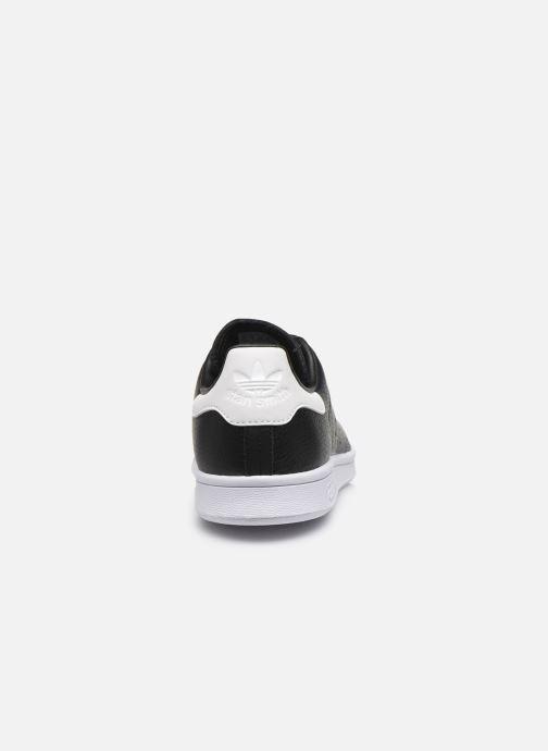 Baskets adidas originals Stan Smith W Noir vue droite