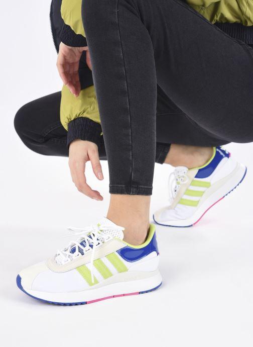 Sneakers adidas originals Sl Fashion W Bianco immagine dal basso