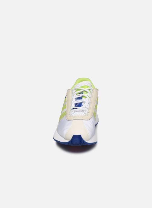 Sneakers adidas originals Sl Fashion W Bianco modello indossato