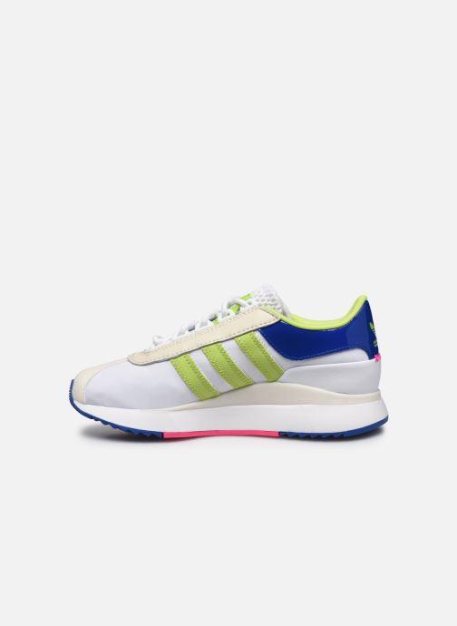 Sneakers adidas originals Sl Fashion W Bianco immagine frontale