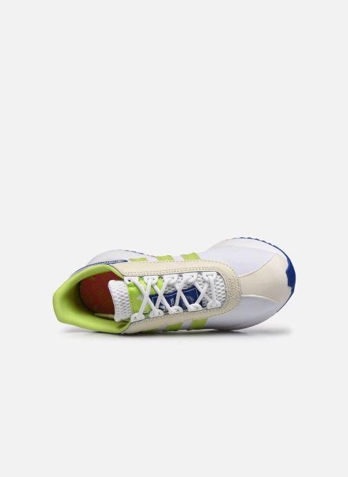 Sneakers adidas originals Sl Fashion W Bianco immagine sinistra