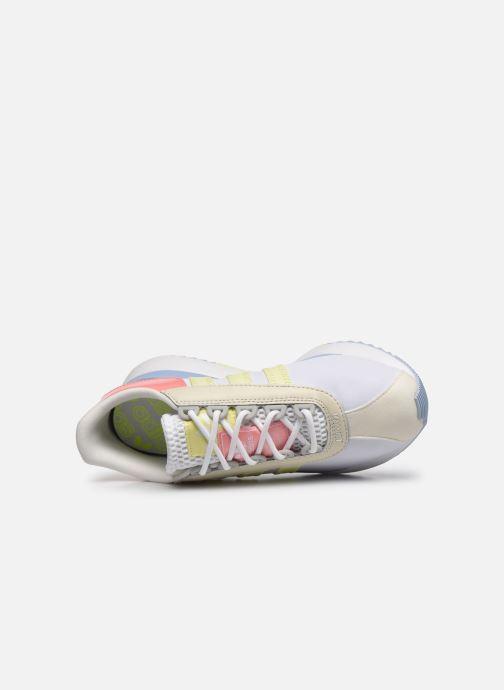 Deportivas adidas originals Sl Fashion W Blanco vista lateral izquierda