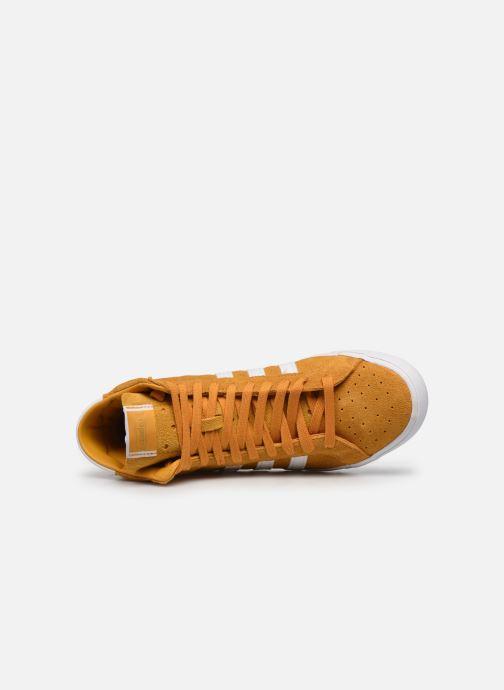 Sneakers adidas originals Basket Profi Geel links