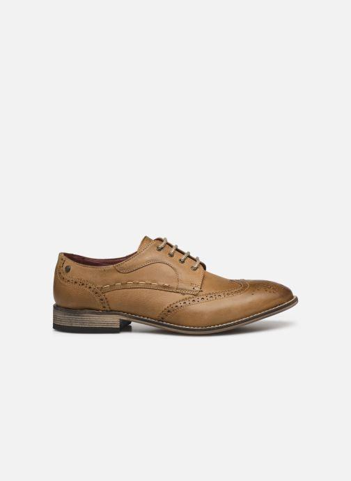 Chaussures à lacets Base London KITCHIN Marron vue derrière