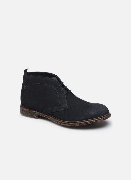Stiefeletten & Boots Base London JASPER blau detaillierte ansicht/modell