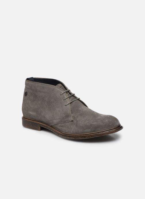 Bottines et boots Base London JASPER Gris vue détail/paire