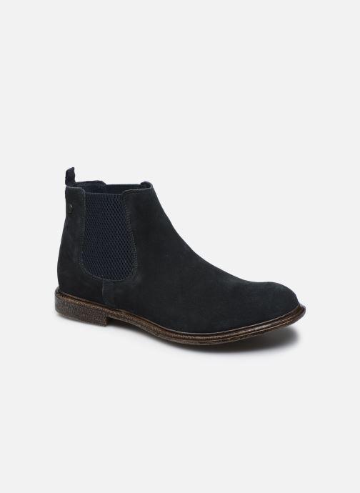 Bottines et boots Base London FLINT Bleu vue détail/paire