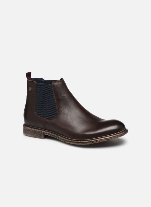 Stiefeletten & Boots Base London FLINT braun detaillierte ansicht/modell