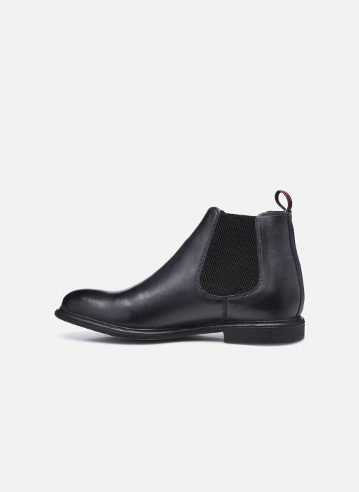 Bottines et boots Base London FLINT Gris vue face