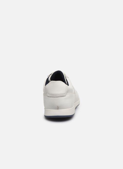 Sneakers Base London DAKOTA Bianco immagine destra