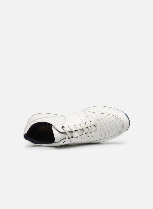 Sneakers Base London DAKOTA Bianco immagine sinistra