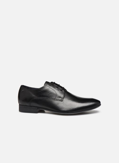 Chaussures à lacets Base London DANSEY Noir vue derrière