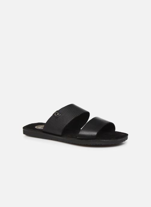 Sandales et nu-pieds Base London JULIUS Noir vue détail/paire