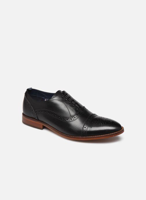 Chaussures à lacets Base London CAST Noir vue détail/paire