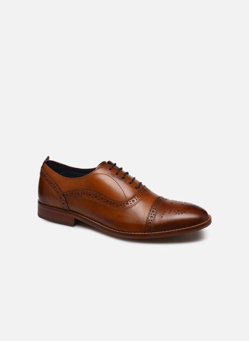 Zapatos con cordones Base London CAST Marrón vista de detalle / par