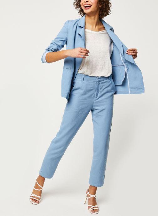 Garance Veste blazer - Veste Delice (Bleu) - Vêtements (438929)
