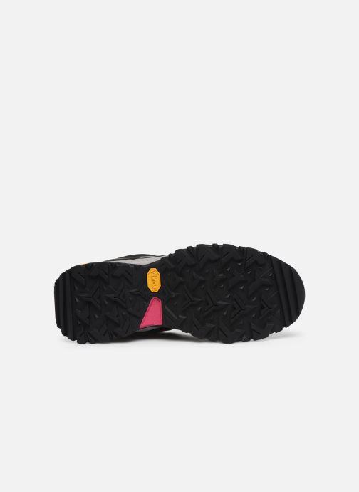 Zapatillas de deporte The North Face Hedgehog Fastpack II Wp Negro vista de arriba