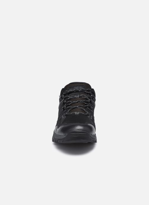 Zapatillas de deporte The North Face Hedgehog Fastpack II Wp Negro vista del modelo