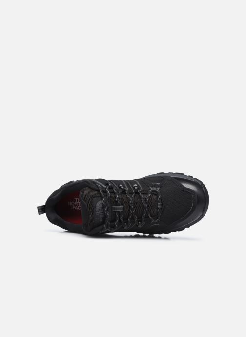 Zapatillas de deporte The North Face Hedgehog Fastpack II Wp Negro vista lateral izquierda