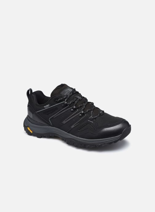 Chaussures de sport The North Face Hedgehog Fastpack II Wp Noir vue détail/paire