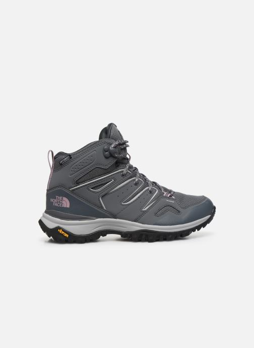 Zapatillas de deporte The North Face Hedgehog Fastpack II Mid Wp Gris vistra trasera