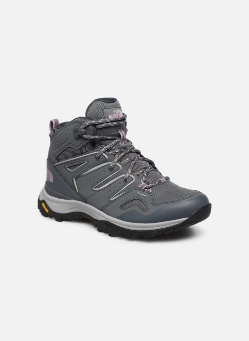 Zapatillas de deporte The North Face Hedgehog Fastpack II Mid Wp Gris vista de detalle / par