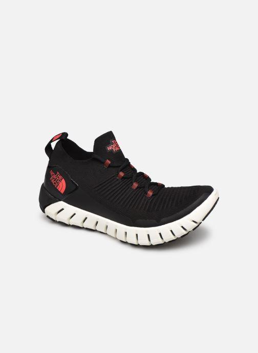 Chaussures de sport The North Face Oscilate Noir vue détail/paire