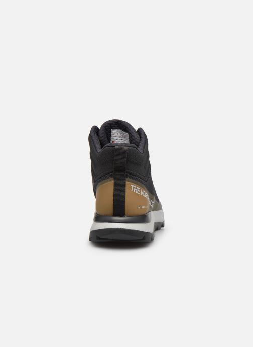 Zapatillas de deporte The North Face Activist Mid FutureLight™ Gris vista lateral derecha