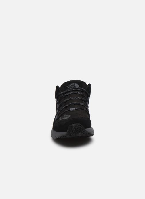 Zapatillas de deporte The North Face Mountain Sneaker II Negro vista del modelo