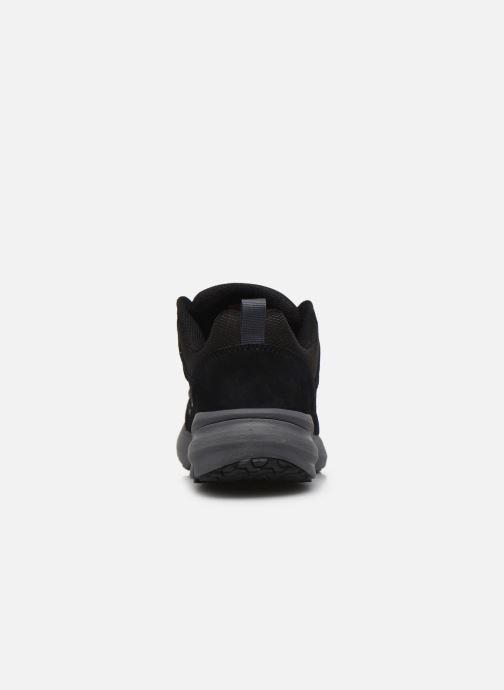 Zapatillas de deporte The North Face Mountain Sneaker II Negro vista lateral derecha