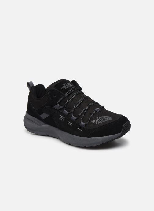 Zapatillas de deporte The North Face Mountain Sneaker II Negro vista de detalle / par