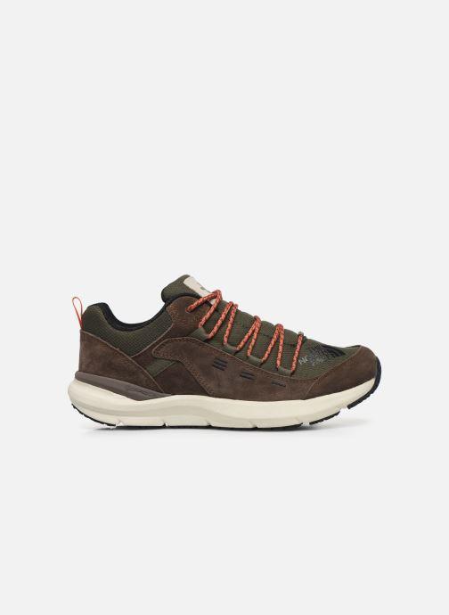 Chaussures de sport The North Face Mountain Sneaker II Vert vue derrière