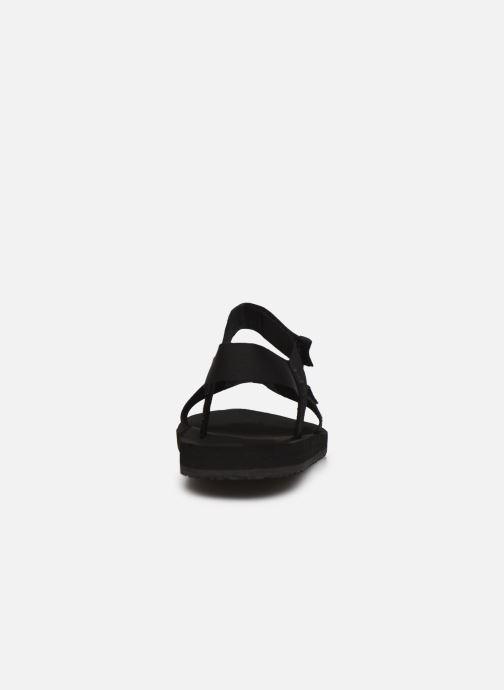 Sandales et nu-pieds The North Face Skeena Sandal Noir vue droite