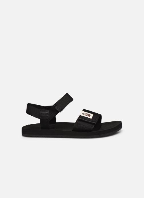 Sandales et nu-pieds The North Face Skeena Sandal Noir vue derrière