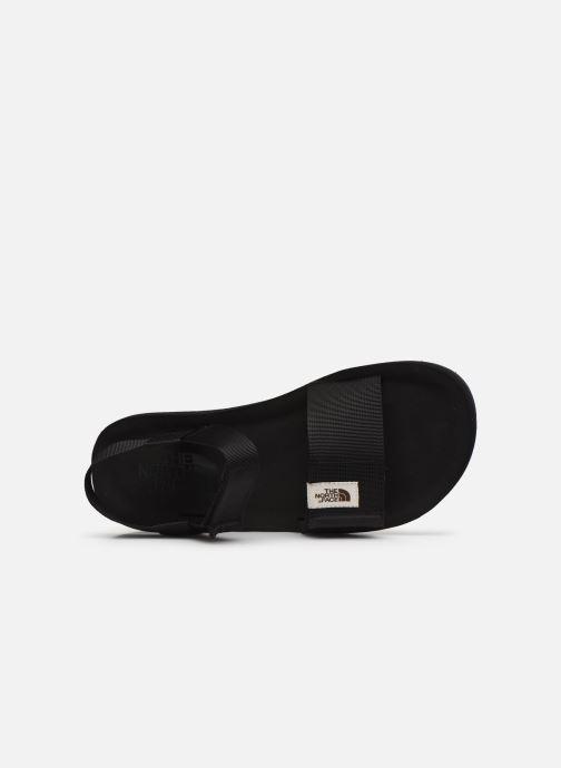 Sandales et nu-pieds The North Face Skeena Sandal Noir vue gauche