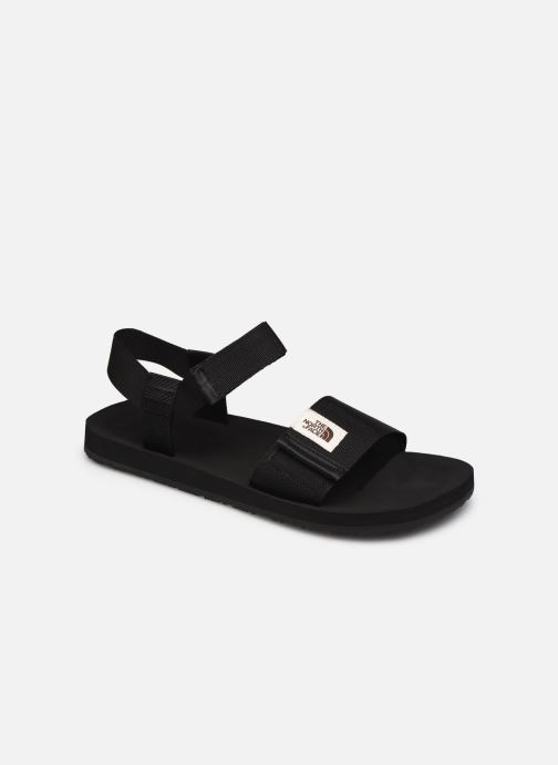 Sandales et nu-pieds The North Face Skeena Sandal Noir vue détail/paire