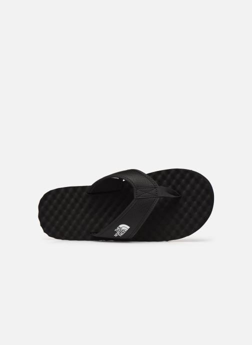 Infradito The North Face Base Camp Flip-Flop II Nero immagine sinistra