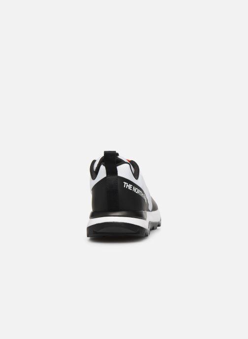 Chaussures de sport The North Face Activist Lite Blanc vue droite