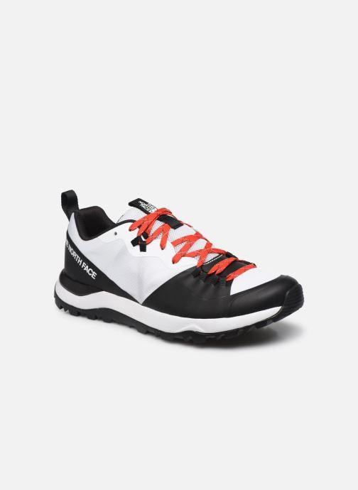 Chaussures de sport The North Face Activist Lite Blanc vue détail/paire