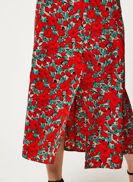 Vêtements Louche Jupe Nicolette Zinnia Rouge vue face