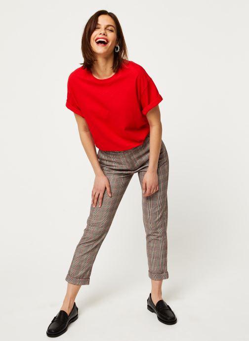 Vêtements Louche Pantalon Jaylo Bonnie Multicolore vue bas / vue portée sac
