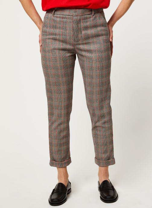 Vêtements Louche Pantalon Jaylo Bonnie Multicolore vue détail/paire