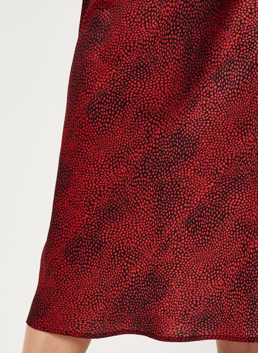 Vêtements Louche Jupe Tehani Fleck Rouge vue face