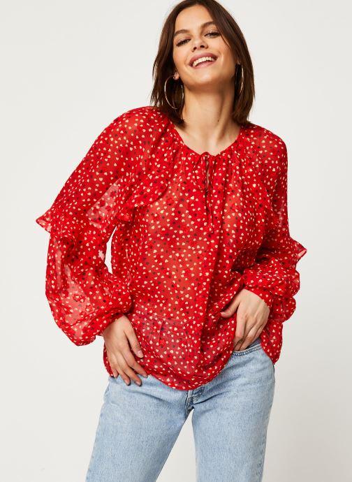Vêtements Louche Blouse Alba Cupid Rouge vue droite