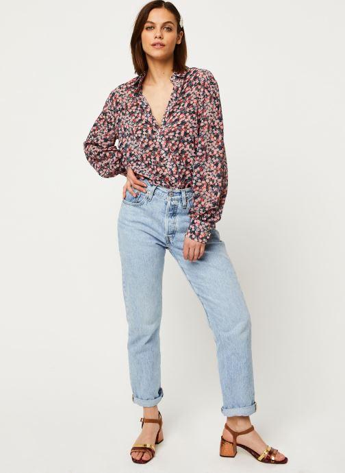 Vêtements Louche Blouse Byron Cherryblossom Rose vue bas / vue portée sac